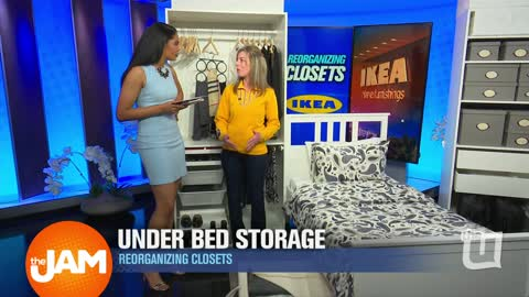 Reorganize Your Closet: Decor Ideas from Ikea