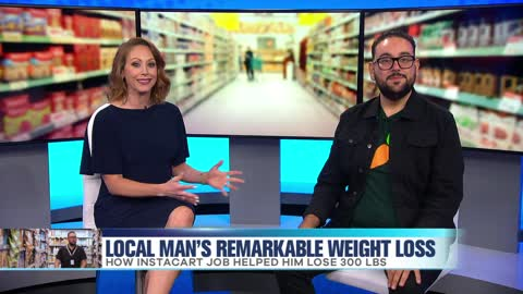 Local Man's Remarkable Weight Loss
