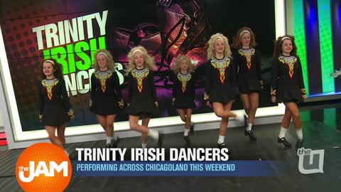 Trinity Irish Dancers Performing Across Chicago This Weekend