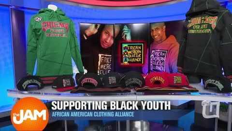 African American Clothing Alliance is Back from the 90's