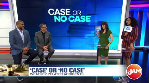 'Case or No Case' | Weather-Related Accidents