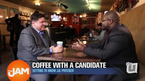 Coffee With A Candidate: Democratic Candidate JB Pritzker