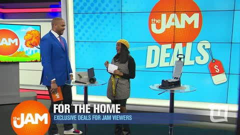 Jam Deals | Exclusive Home Gadget Deals