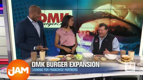 HELP WANTED: DMK Burger Bar Franchise Partners Needed