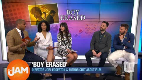 Joel Edgerton Talks 'Boy Erased'