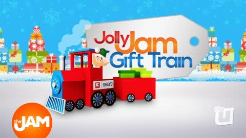 Jolly Jam Gift Train Sweepstakes