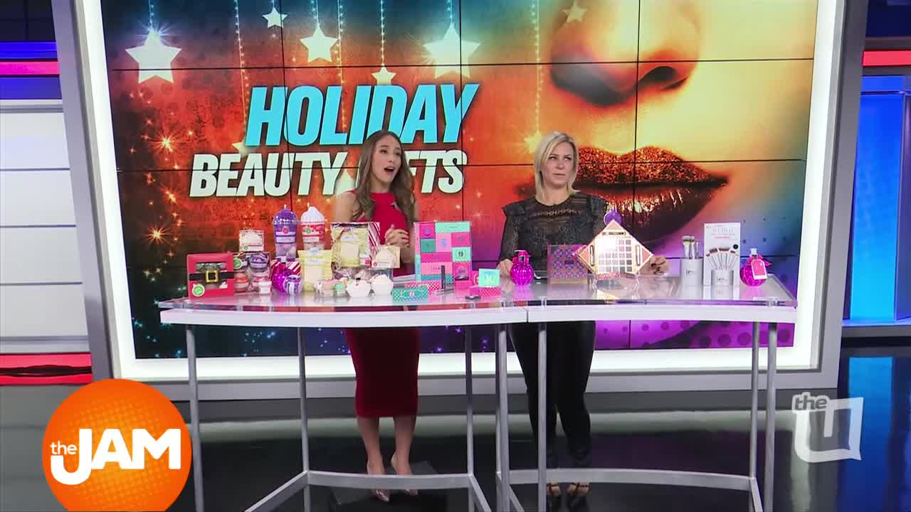 Suzanne Kopulos with the Best Bath and Body Gifts to Give this Holiday Season