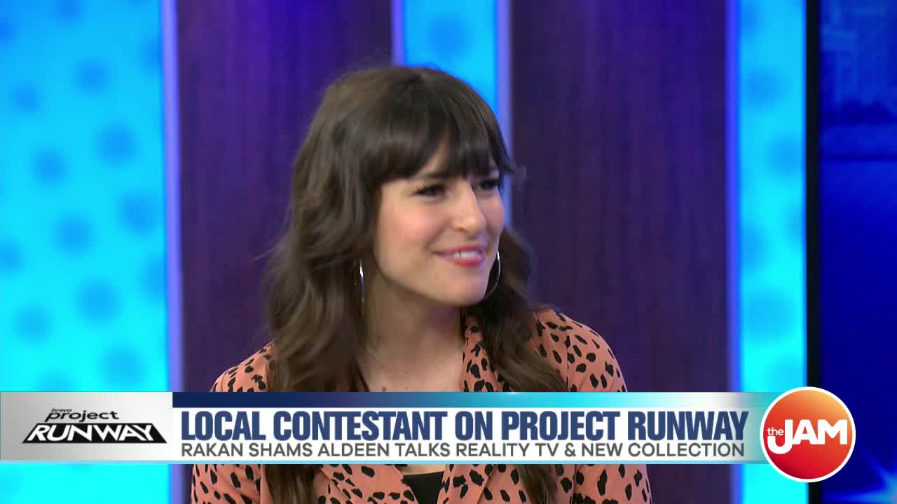 'Project Runway' Chicago Contestant Rakan Shams Aldeen