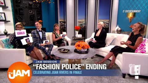E!'s Fashion Police Ending After 22 Years