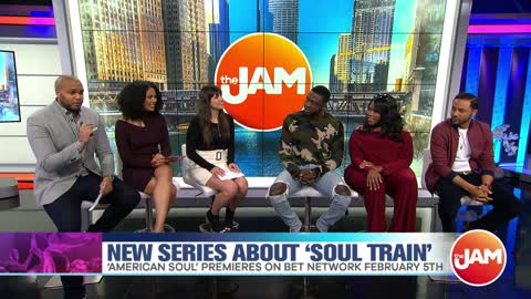 "New Series About ""Soul Train"""