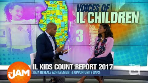 Achievement & Opportunity Gaps for Voices of Illinois Children