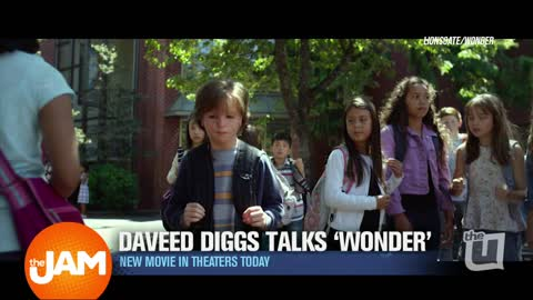 Actor Daveed Diggs Dishes on His New Movie 'Wonder