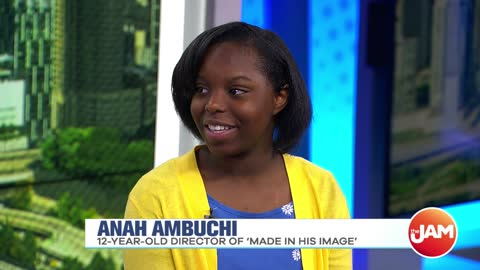 12-Year-Old Director Anah Ambuchi