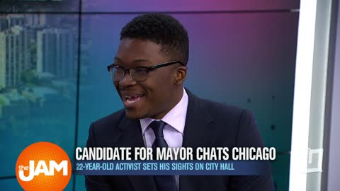Chicago Mayoral Candidate Jamal Green Chats Plans for Chicago