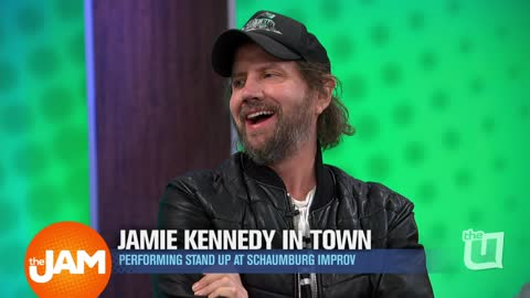Sitting Down With Jamie Kennedy