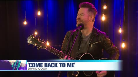 'American Idol' Season 7 Winner David Cook performs hit single