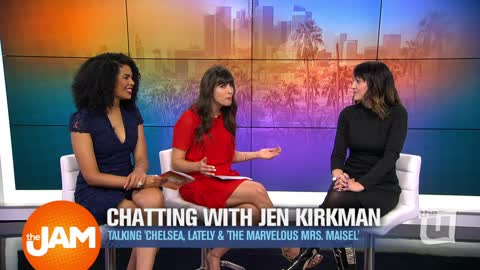 Chatting With Jen Kirkman