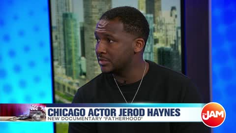 Chicago Actor Jerod Haynes