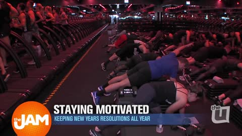 Staying Motivated and Keeping New Year's Resolutions with Jerry Yudy