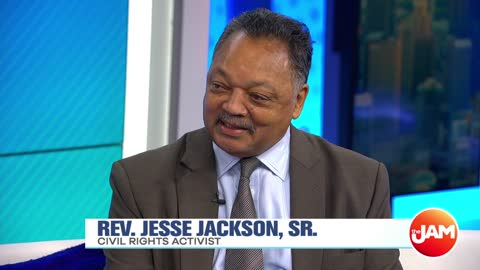 Rev. Jesse Jackson Remembers Dr. MLK