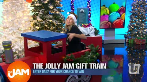 Jolly Jam Gift Train | Day 11