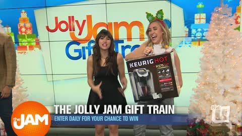Jolly Jam Gift Train | Day 14