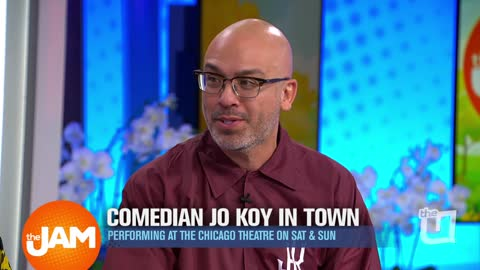 Comedian Jo Koy Chats Chicago and Comedy