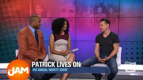 Jon Seda Talks Patrick Lives On
