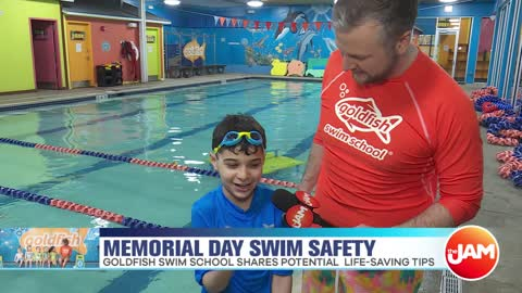 Memorial Day Swim Safety