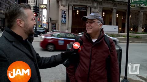 Jon Asks Chicagoans What They're Thankful For