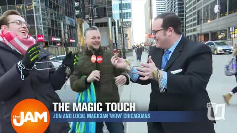 Street Magic With Jon Hansen & Scott Green