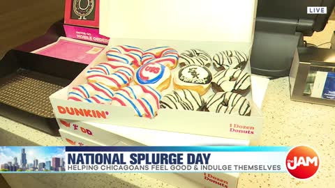 Crosstown Showdown Starts Tonight | National Splurge Day