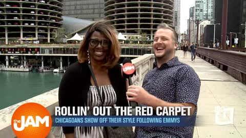 Jon Rollin' Out the Red Carpet
