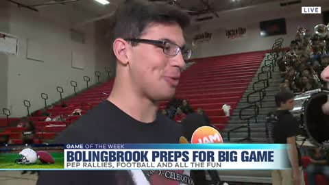 Game of the Week: Live at Bolingbrook