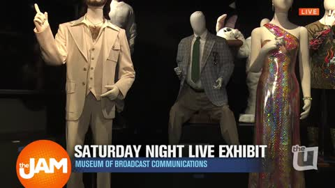 A Sneak Peek of SNL's New Exhibit in Chicago
