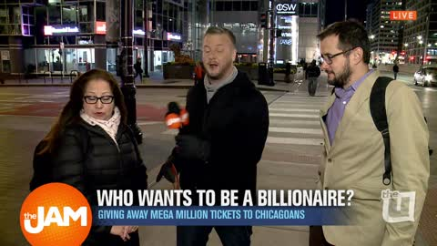 Jon's Who Wants To Be A Billionaire?
