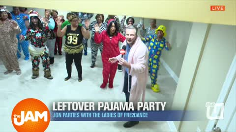 Leftover Pajama Dance Party with the Ladies of Fre2Dance