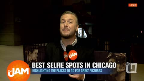 Jon Finds the Best Selfie Spots in Chicago