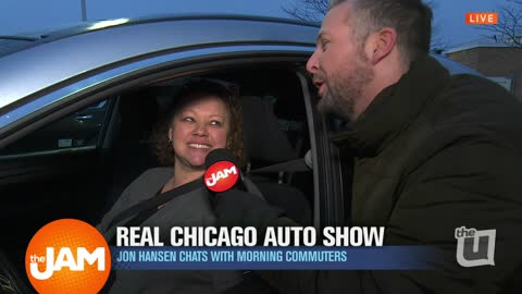 Real Chicago Auto Show with Chicagoans and their Rides
