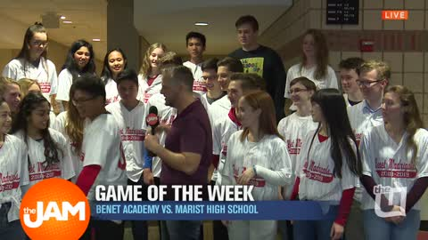 Game of the Week Preview: Marist vs Benet Academy
