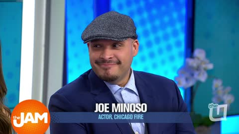 Joe Minoso Talks Male Birth Control