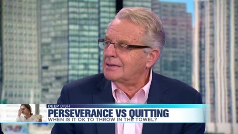 Jerry Springer Chats Hairy Armpits Trend