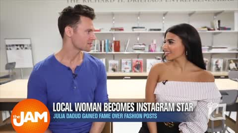 Social Media Influencer Julia Daoud's Rise to Instagram Fame