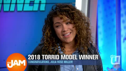 2018 Torrid Model Winner Julia Rose Miller