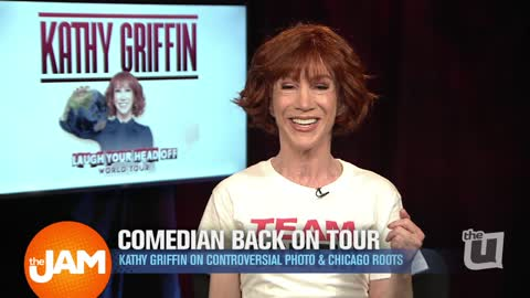 Kathy Griffin Talks controversial photo and Chicago Roots