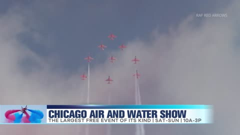 2019 Chicago Air and Water Show Preview