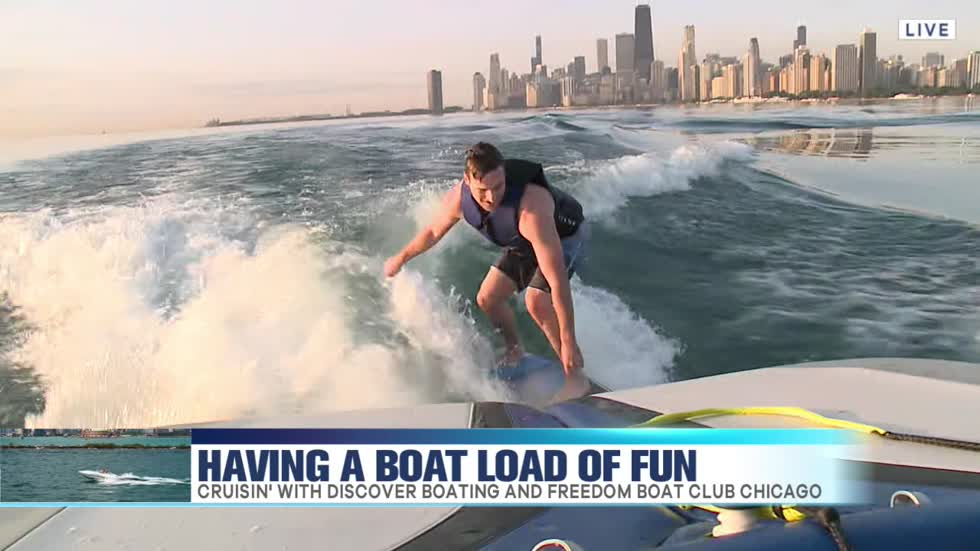 CW26 | Cruisin' with Discover Boating and Freedom Boat Club