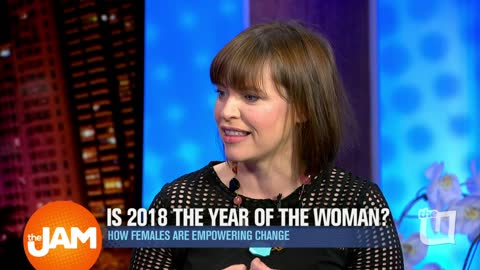Is 2018 the Year of the Woman?