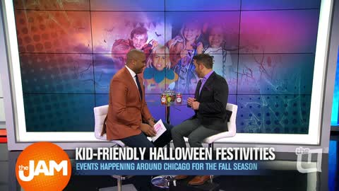 Kid-Friendly Halloween Activities