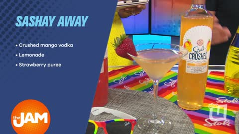 Pride-Themed Cocktails at the Kit Kat Lounge